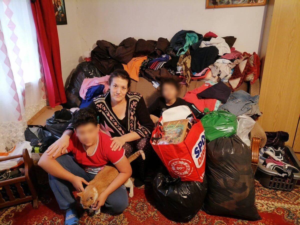 Прикупљена помоћ за самохрану мајку двоје деце из Крагујевца!